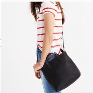 Madewell transport crossbody tote